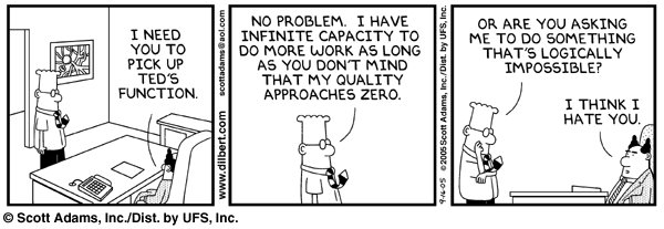 Executive Assistant Life