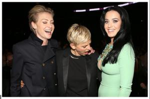 Ellen understands.